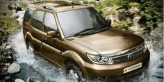Tata's most popular SUV, Tata Safari Storme's complete details with pricing has been revealed officially. This new Tata Safari has created a Storme with My Dream Car, Dream Cars, Tata Cars, Safari, Bentley Continental Gt Speed, Tata Motors, Diesel Cars, Bike Reviews, Car Ins