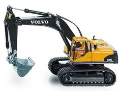 The 1/50 Volvo Hydraulic Excavator from the Siku Super Series - Discounts on all Siku Diecast Models at Wonderland Models.    One of our favourite models in the Siku Super Series Construction range is the Siku Volvo Hydraulic Excavator.    Siku manufacture wonderful, amazingly accurate and detailed diecast models of all sorts of vehicles, particularly construction vehicles including this Volvo Hydraulic Excavator which can be complemented by any of the items in the Super Series range.