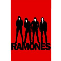 The Ramones I wanna be sedated