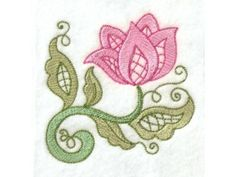 Jacobean Lace Flowers Machine Embroidery Designs http://www.designsbysick.com/details/jcblaceflowers