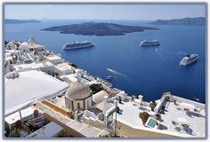 Büyülü Bir Maviliğe Doğru: Santorini Adası - Yunanistan - Sayfa 2 - Forum Gerçek