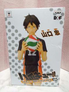 Takara High Kyuu! Haikyuu Desktop Desk Mini Figure Vol 1 Tobio Kageyama