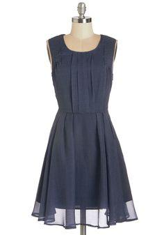 If You Dot It, Flaunt It Dress | Mod Retro Vintage Dresses | ModCloth.com