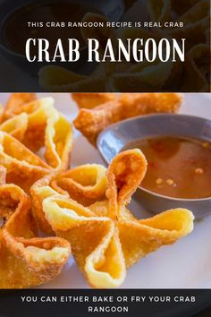 Discover recipes, home ideas, style inspiration and other ideas to try. Wonton Recipes, Egg Roll Recipes, Cheesy Recipes, Easy Appetizer Recipes, Sauce Recipes, Cooking Recipes, Crab Recipes, Diabetic Recipes, Asian Recipes