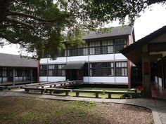 東海大學舊圖書館 1957 張肇康+陳其寬