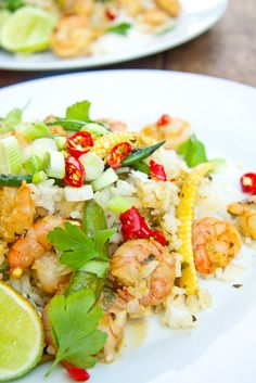 Thai Fried Rice with Prawns - Simply Delicious— Simply Delicious