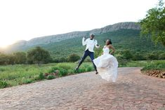 African Wedding at Red Ivory