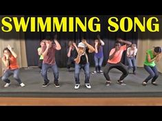 Brain Breaks - Action Songs for Children - Swimming Song - Kids Songs by The Learning Station - YouTube