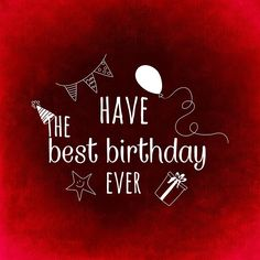 Pin by Soha Azar on birthday ideas | Birthday, Happy