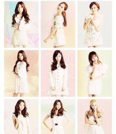 The Nine Angels~ #Girls'Generation #SNSD SNSD FIGHTING!!!! ❤️❤️❤️