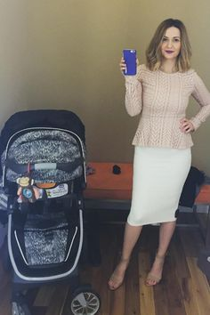 33 Thoughts All Moms Have Right Before the End of Maternity Leave