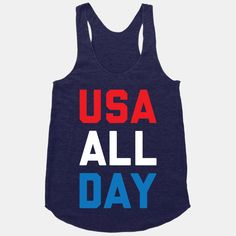 USA All Day $20