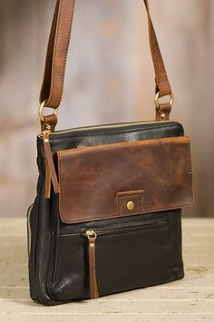 fd06fa863272 Fashioned in genuine Argentine cowhide leather, our Luna Crossbody Handbag  handles the demands of everyday