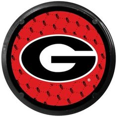 NCAA Georgia Bulldogs Car Coaster Air Freshener