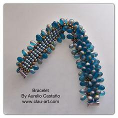 Bracelet - love it. Easy to make.