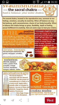 The first chakra - Piper L. Sacral Chakra Healing, Chakra Meditation, Meditation Music, Mindfulness Meditation, Chakras, Ayurveda, Second Chakra, Chakra Affirmations, Chakra System