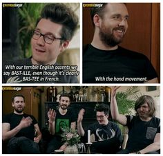 how to pronounce bastille the band