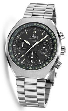 Omega Speedmaster Mark II Reissue Watch For 2014   watch releases