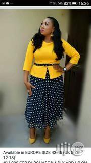 Lovely Dress in Lagos Mainland Shweshwe Dresses, Fashion Dresses, Women's Fashion, Maid Dress, Africa Fashion, Lovely Dresses, Maids, Office Outfits, African Dress