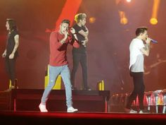 One Direction in Indianapolis (7/31/2015)