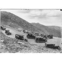 Pikes Peak Hill Climb (1924) | A race to the top. Elevation 14,110.