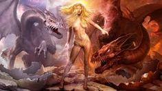 Image result for fantasy art girls