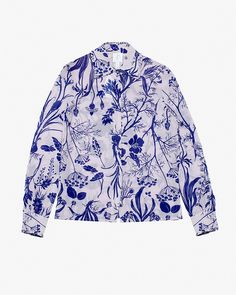 Karen Walker Stamen Shirt