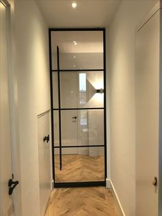 And … just tailor-made at Industria… 4 compartment classic pivot door 270 high! And … just tailor-made at [. House Design, Door Design, Pivot Doors, Room Doors, House Styles, House Inspiration, Doors Interior, House Interior, Glass Doors Interior