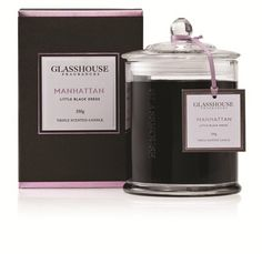 Sassy from the moment you strike a light, with a big city flavour, I'll take Manhattan, with perfumes of Orchids, Rose, Musk and Blood Orange for an irresistible air of confidence. Our Triple-Scented Candles are handmade in Australia, using the highest quality non-toxic wax and natural lead-free cotton wicks.