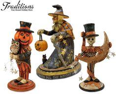 Halloween mâché