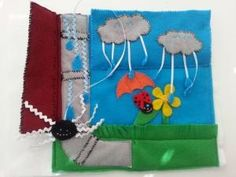 ittsy bitsy spider The Quiet Book Blog: Jaime's Quiet Book by cecilia
