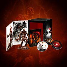 PROMOÇÃO imperdível que todo fã do Deus da Guerra merece! SUPER OFERTA válida até 30/05! GOW Ômega Collection: Estátua de Kratos + Case + Games com FRETE GRÁTIS e DESCONTO ESPECIAL!