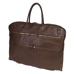 f08277d05b Terrida Marco Polo garment bag LE003 Dark Brown     Find out more about the