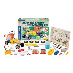 Eco-Battery Vehicles Kit | National Geographic Store