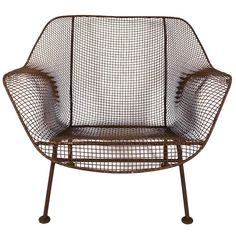 Russell Woodard Lounge Chair | From a unique collection of antique and modern lounge chairs at http://www.1stdibs.com/furniture/seating/lounge-chairs/