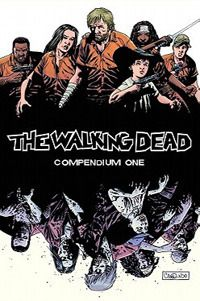 The Walking Dead, Compendium 1 by Robert Kirkman PN6727.K586 W38 2009  Introducing the first eight volumes of the fan-favorite, New York Times Best Seller series collected into one massive paperback collection. ...