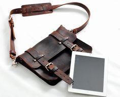 USA Made Leather Bag