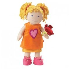 Haba - Soft Fabric Doll Nelly