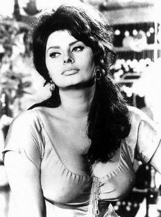 sophia loren | La gran Sophia Loren!