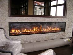 a long gas fireplace | ... gas fireplace lp direct vent fireplace natural gas nova sit pilot