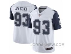 http://www.jordannew.com/mens-nike-dallas-cowboys-93-benson-mayowa-limited-white-rush-nfl-jersey-for-sale.html MEN'S NIKE DALLAS COWBOYS #93 BENSON MAYOWA LIMITED WHITE RUSH NFL JERSEY FOR SALE Only $23.00 , Free Shipping!