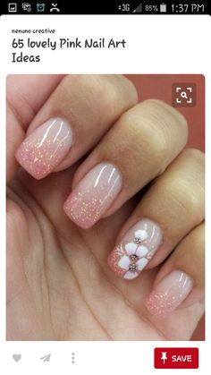 .:.LovelyIdeas.:. Beautiful Delicate Nails