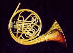 Balu horn made by Ion Balu