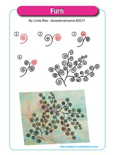 This week's Author Focus features Linda Rea from Texas, USA. Hi, Everybody, I'm Linda Rea. I've been around for about 5 years in the tangling world. Zentangle Drawings, Doodles Zentangles, Doodle Drawings, Easy Drawings, Easy Zentangle Patterns, Zen Doodle Patterns, Doodle Designs, Mandala Doodle, Tangle Doodle