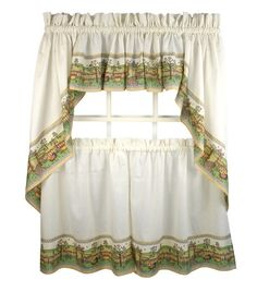 Orchard Tier Curtain