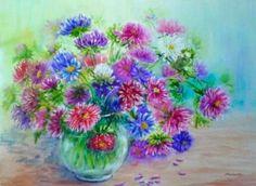 Floral Art (88 pieces)