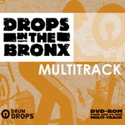Drops In The Bronx Vol2 Multi Tracks from DrumDrops distributed by Loopmasters - http://www.audiobyray.com/product/samplepack-drops-in-the-bronx-vol2-multi-tracks/ - DrumDrops, Sample Packs