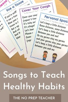 One of the best ways to teach new ideas is through songs. These songs will help your young students remember new rules and regulations around personal hygiene and social distancing. All of the COVID 19 restrictions can be overwhelming for kindergarten and first grade kids. These awesome songs help teach important rules that will keep us all healthy and safe.