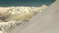 Video: Ski Emotion Iran - Short film about skiing in Iran, music by Greg Baumont