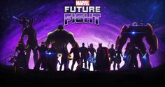 MARVEL Future Fight:Mobile Game Free Download | Download Free Games